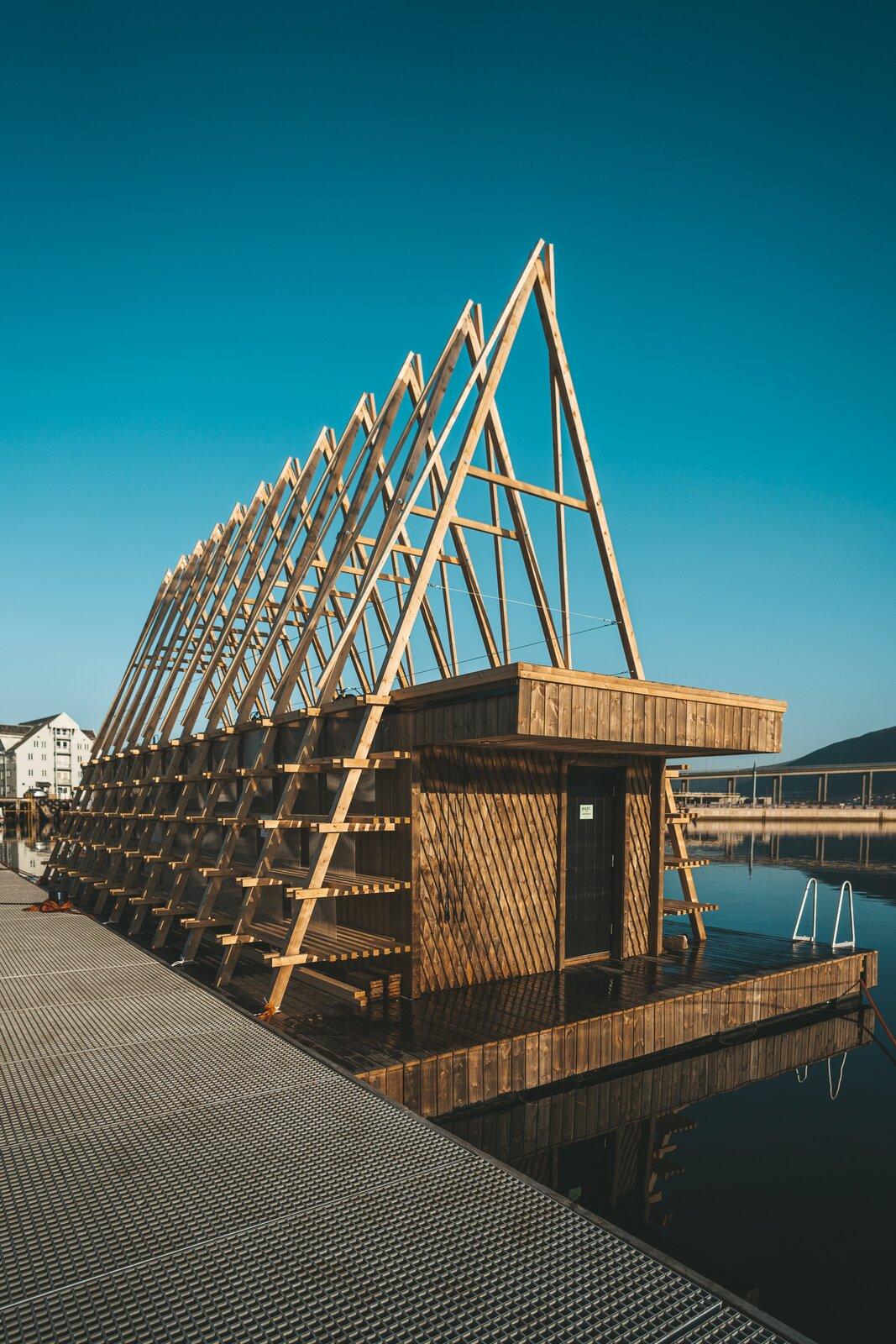 Sauna Noruega
