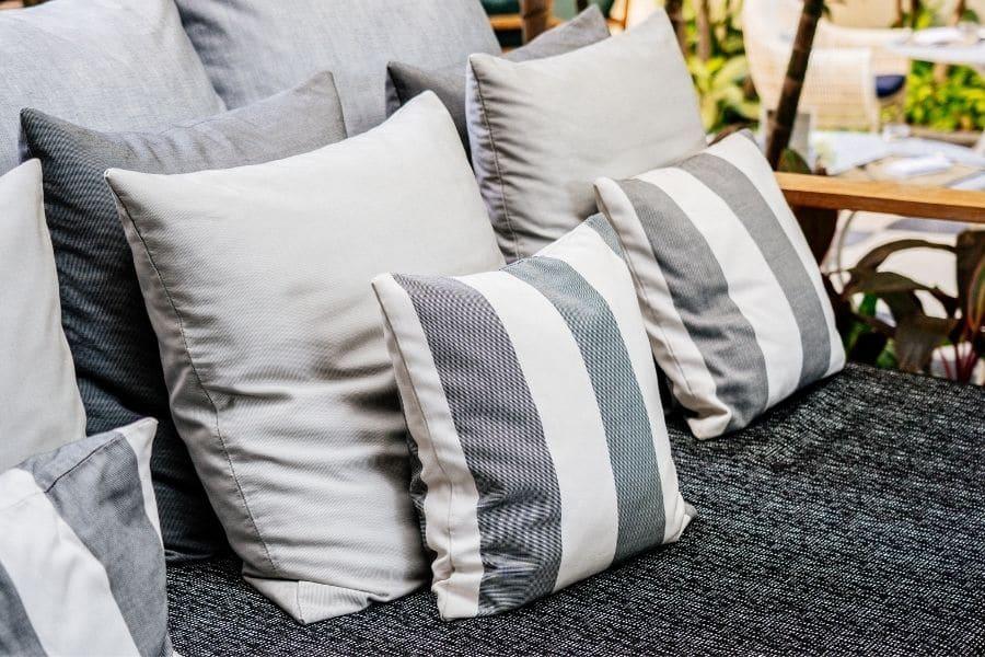 Sofa decoración
